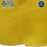 Кофточка желтых женщин V-Neckline Средний-Втулки сексуальная