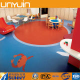 Kindergarten PVC Suelo / Vinyl Floor Niños / Pure Color Floor