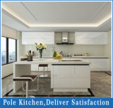 Cucina del MDF personalizzata portello del PVC