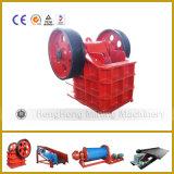 PE500 X 750 quijadas/cono/trituradora de impacto para el mineral de piedra del cuarzo