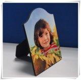 """8X10 """" 6mmアークの上の印刷できる木ブランクデスクトップの写真のパネル"""