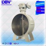 산업 압축 공기를 넣은 두 배 임시 RF 플랜지 나비 벨브