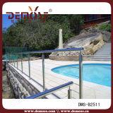 ステンレス鋼のデッキワイヤーRaillingかステアケースの柵(DMS-B2508)