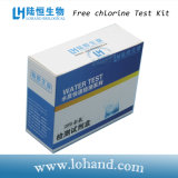 1. Kit de teste de água para teste de cloro grátis (LH2002)