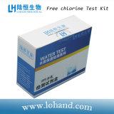 Kit di prova di acqua per la prova libera del cloro (LH2002)