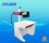 Form-Blick-Faser-Laser-Markierungs-Maschine mit vollkommenen Eigenschaften