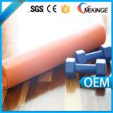 弾性の適性のEco PVCプライベートラベルのヨガのマット