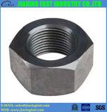 Noix Hex d'acier inoxydable de /DIN934/ISO4032/ASTM A194 2h/de noix Hex