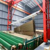 Profil en aluminium d'aluminium de /Industrial de profil de jet de poudre