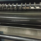 PLC steuern aufschlitzendes Kurbelgehäuse-Belüftung und Rückspulenmaschine mit 200 M/Min
