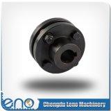 Hohe Drehkraft-Eingabe-Aluminiumplatten-Kupplung für Servomotor