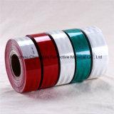 Cinta reflexiva ligera adhesiva coloreada del carro de las muestras libres (C5700-O)