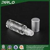 5ml освобождают роскошный косметический крен Deodorant на бутылке дух стеклянной с крышкой металла