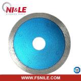 Le diamant scie le disque de découpage de lame pour le carreau de céramique