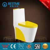 Ceramische Washdown van China van de manier/het Sanitaire Toilet van Waren Siphonice met Goedkope Prijs (BC-2027-g)