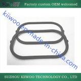 Guarnizione personalizzata della gomma di silicone dell'OEM con adesivo
