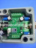 Trasduttore 0-5V 0-10V 4-20mA dell'estensimetro del trasmettitore dell'amplificatore del sensore delle cellule di caricamento