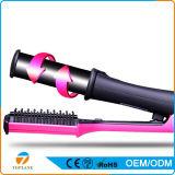 普及したヘアアイロンの毛のストレートナの電気圧延のヘア・カーラー