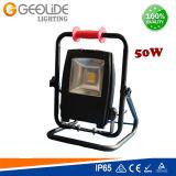 Projector ao ar livre do diodo emissor de luz da qualidade 50W para o parque com Ce (FL110-50W)