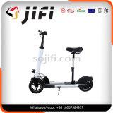 Scooter électrique pliable 350W, scooter électrique de Jifi de coup-de-pied