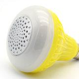 Smartphone는 통제했다 LED 램프 (WA-361)를 가진 Bluetooth 소형 무선 스피커를