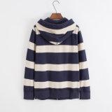 Nach Maß Form-beiläufiges 100%Cotton Vlies Hoody für Frauen-Kleidung