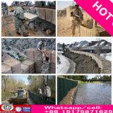 De Barrière van de Vloed van Hesco van de Levering van de fabriek Mil3, de Barrières van de Vloed, Bastion Hesco voor de Omheining van de Bescherming