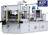 Máquina que moldea de los PP de las botellas del soplo automático de inyección