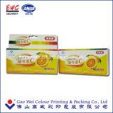 Cajas de papel de embalaje de alto nivel personalizadas baratas