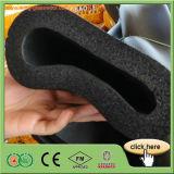 Tubo di gomma della gomma piuma dell'isolamento a prova d'umidità ad alta densità