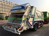 Camion di immondizia posteriore del costipatore di caricamento di Sinotruk HOWO da vendere