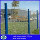 Prezzo di fabbrica della Cina dei comitati PVC-Rivestiti del recinto di filo metallico