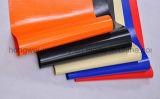 tela plástica impermeable del PVC por el rodillo para la cubierta de la madera de construcción