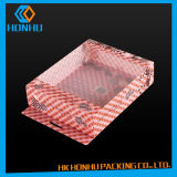 Empaquetage cosmétique de conteneur crème en plastique de qualité
