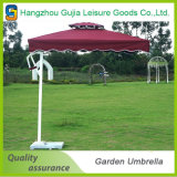 Desmontables impermeables modificada para requisitos particulares de la impresión surgen los paraguas del jardín