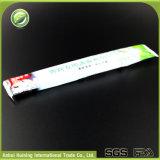 Cepillos de dientes plásticos disponibles modificados para requisitos particulares del hotel de Unfoldable con crema dental