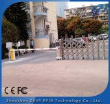 12dBi 30dBm de 15m Waterdichte UHFLezer van Passvie RFID met het LEIDENE Licht van TCP/IP en