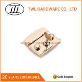 고급 중국 성분 키 및 새겨진 로고 통제 의 핸드백을%s 장식적인 자물쇠