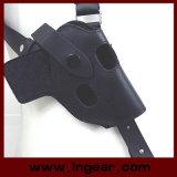 Тактическая кожаный кобура плеча кобуры пушки кобуры пушки 654k