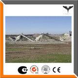 Terminar la planta machacante de piedra, cadena de producción de la trituradora de piedra