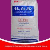 Белый порошок дешевое Anatase TiO2