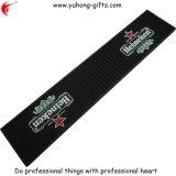 Marque en caoutchouc de barre buvant fondamental noir de couvre-tapis pour la promotion (YH-BM028)