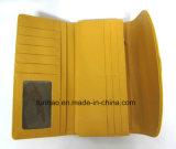 Бумажник конструкции цвета конфеты женщин/портмоне повелительниц