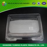 Практически пластичная ясная прозрачная коробка хранения случая контейнера собрания