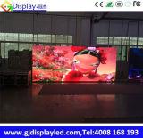P6 im Freien SMD3535 farbenreiche LED Baugruppe LED-Bildschirmanzeige