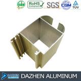Perfil de alumínio de alumínio do OEM para o indicador & a cor personalizada porta