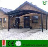Parking, écrans et parkings, garages type et matériau Carpor de bâti d'alliage d'aluminium