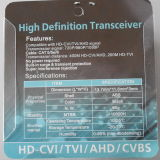 CCTV (VB102pH)のためのRJ45の1つの単一の受動態BNCのビデオバラン