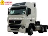 Sinotruk HOWO-T7h 440HP/440HP/540HP 10 바퀴 6X4 트랙터 트럭