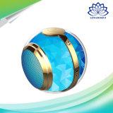 Altavoz sin hilos profesional portable de la dimensión de una variable de la bola redonda de Bluetooth 4.1 mini